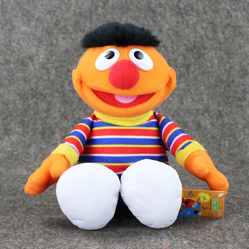 Sesame Street Toys For Toddlers : Cm sesame street ernie plush toys boys and girls dolls