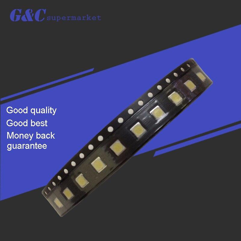 50 шт. LG innotek <font><b>LED</b></font> Подсветка 2 Вт 6 В <font><b>3535</b></font> холодный белый ЖК-дисплей Подсветка для ТВ Применение