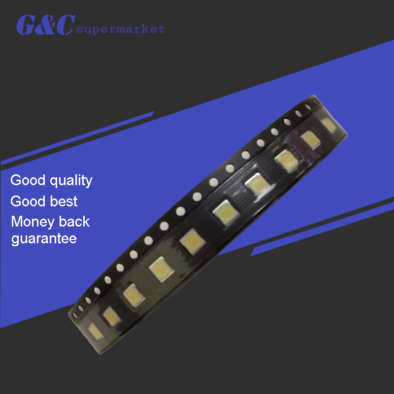 50pcs LG Innotek LED LED Backlight 2W 6V 3535 Cool white LCD Backlight for TV TV Application