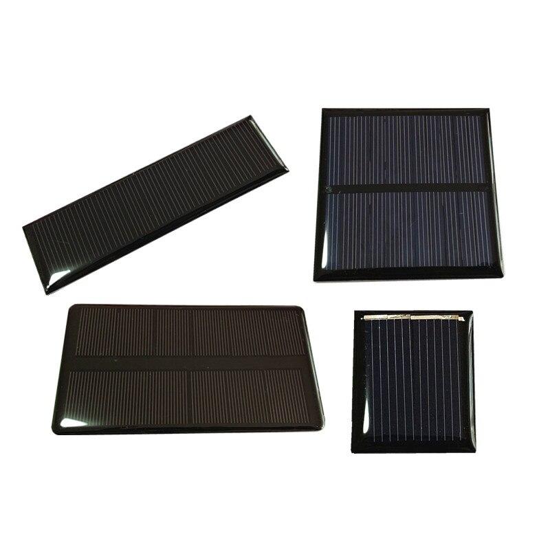 Whole sale 5.5V/5V Solar Panel /Poly Solar panel module 40MA 65MA 70MA 80MA 110MA for charger