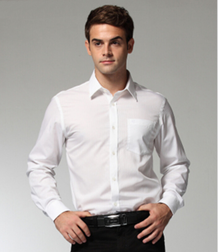 White Shirt Dress Men | Is Shirt