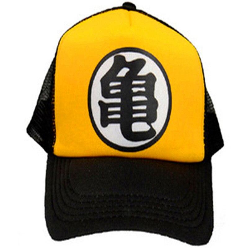 Anime Dragon Boll SnapBack CAPS son Goku maestro Roshi sombrero fresco  adultos ajustable gorra de béisbol bboy hip-hop sombreros para hombres  mujeres 05c0a30d56e