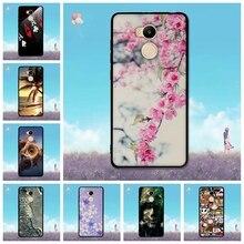 For Xiaomi Redmi 3s Case Back Cover For Xiaomi Redmi 3S Painting Cases for Redmi3s Fashion