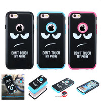 COOL Tough Shockproof Armor Phone Case For IPhone 6 6S 7 Plus Hybrid PC TPU 3