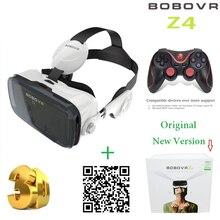 เดิมXiaozhai BOBOVR Z4ความจริงเสมือน3D VRแว่นตาสำหรับ3.5-6.0นิ้วPhonesiOS/Android +เกมบลูทูธGamepad