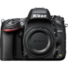 Nikon D610  DSLR Camera FX-Format -24.3 MP -1080P Video 3.2″ LCD (Body Only,New)