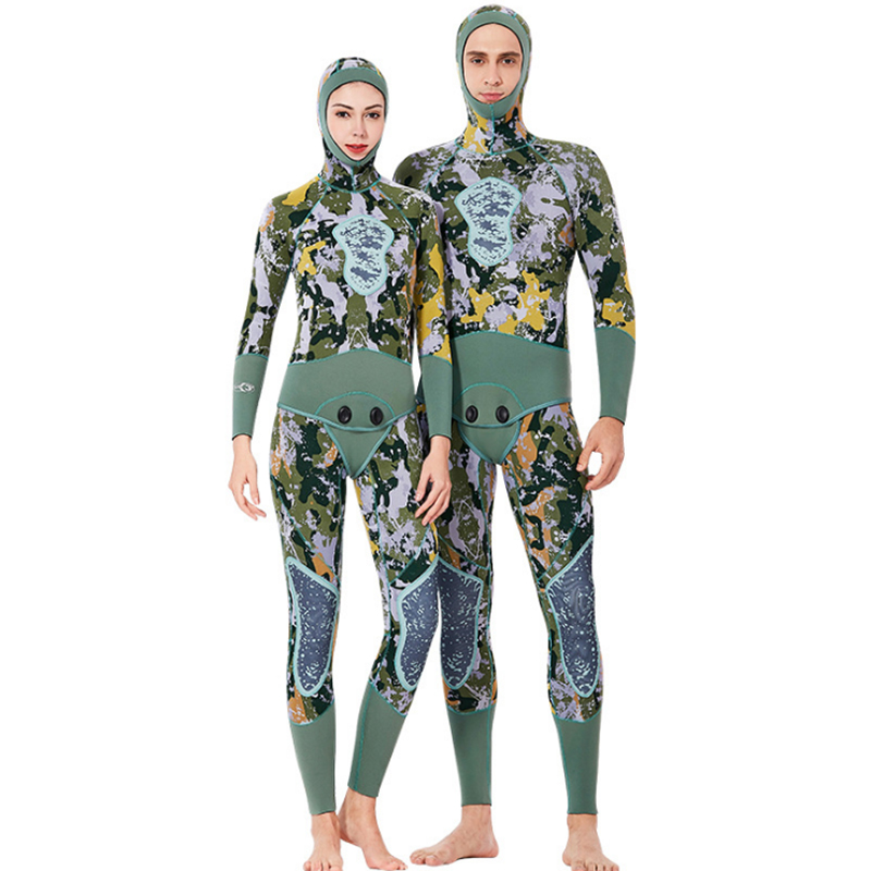 2019 Camouflage Women 3MM Wetsuit Underwater Hunting Fish Suit Close-body Neoprene Wetsuit for Scuba Men Diving Surfing Warm2019 Camouflage Women 3MM Wetsuit Underwater Hunting Fish Suit Close-body Neoprene Wetsuit for Scuba Men Diving Surfing Warm