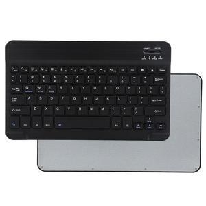 Image 1 - Portátil sem fio bluetooth teclado para ipad iphone macbook recarregável mini teclado para ipad ar pro 2017 2018 tablet teclado
