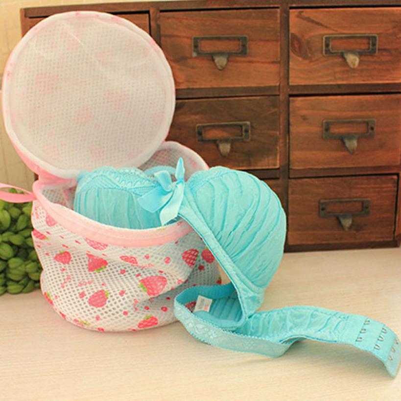 Amazign Clothes Washing Women Bra Laundry Lingerie Washing Bag Pouch Basket Hosiery Saver Protect Mesh Bag