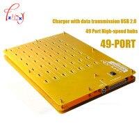 Industriequalität 49 Port High-speed naben/Ladegerät mit datenübertragung USB 2.0 für Windows/Mac OS/Linux/Telefon 1 stück