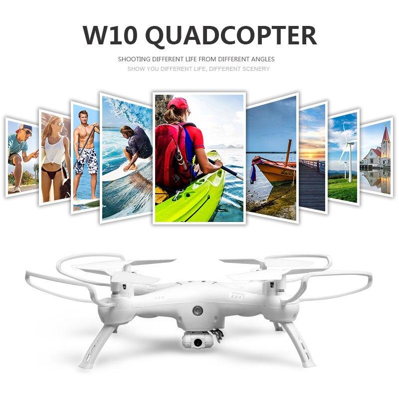 Прохладный 4CH 6-Axis 720 P дрона с дистанционным управлением WI-FI Hover 4CH 6-Axis HD 720 P беспилотный летательный аппарат для Quadcopter Прямая самолетом