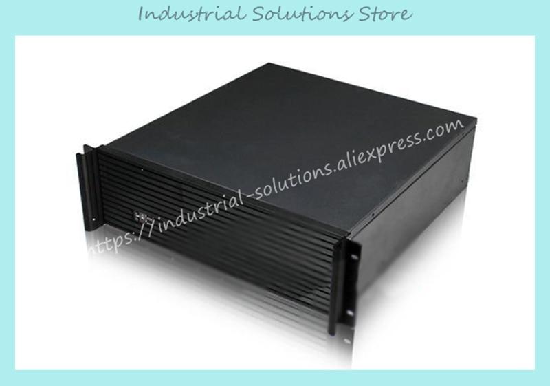 New 3U-345L Server Computer Case Aluminum Belt Bit