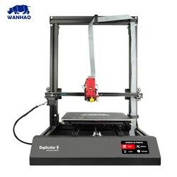2018 nowa drukarka D9/300 FDM Wanhao 3d drukarki powielacz D9 na sprzedaż  duży rozmiar wydruku 300*300*400