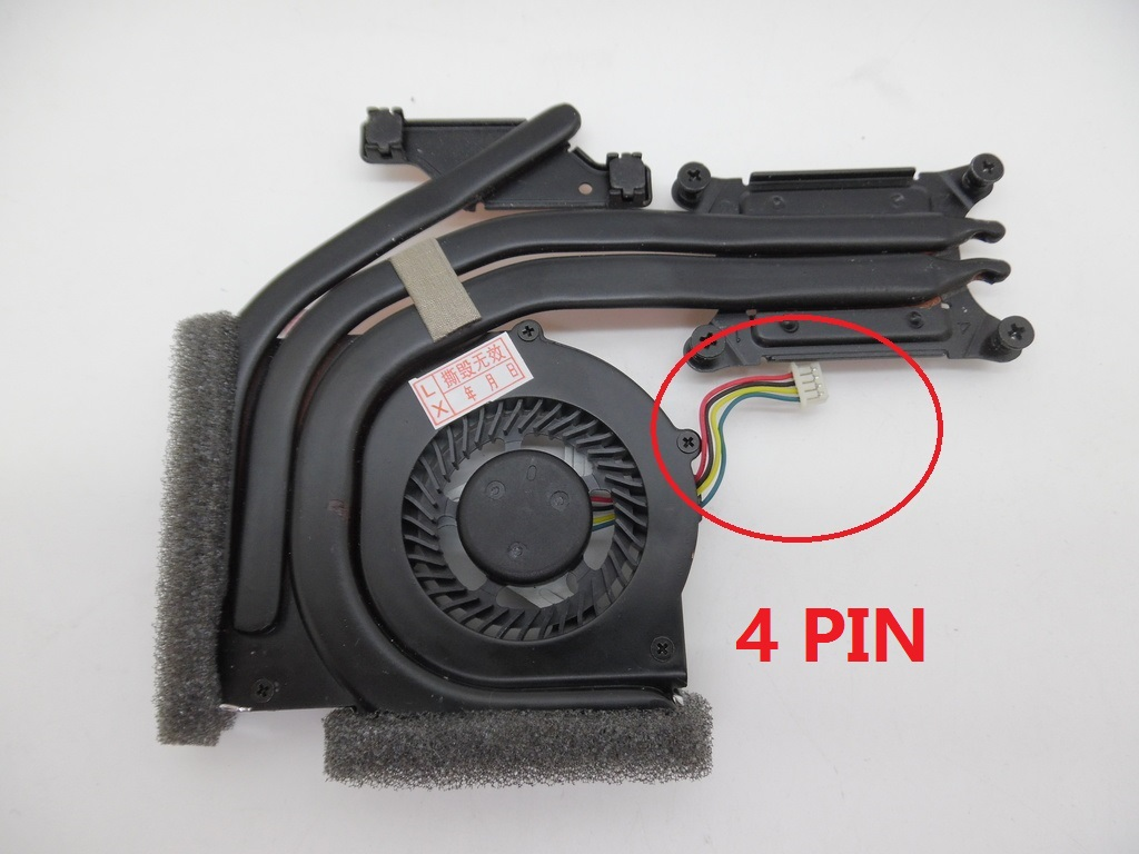 Laptop CPU Fan&Heatsink For LENOVO For Thinkpad T430 T430I DIS UMA 04W3488 BATA0507R5U-007 04W3487 UDQFZZH74FFD New