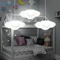 Artpad регулятор освещенности с дистанционным управлением RGB облако подвесной светильник Гостиная Спальня Детские Детская комната подвесная