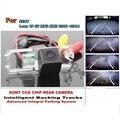 Importações HD Câmera CCD Chip de Faixas de Apoio Para SEAT Leon MK2 MK3 1 P 5F 2006 ~ 2014 Japão Visão Noturna de Visão Traseira de Estacionamento