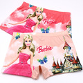 Fashion Hot New 3-10Y 10Pcs Baby Girls' Briefs Boxer Underwear Kids Cute Cartoon Panties Children Soft Cotton calcinhas infantis