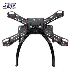 "Image 2 - סט מלא DIY RC המזל""ט Quadrocopter X4M360L מסגרת ערכת עם GPS APM 2.8 בקרת טיסה FS i6 6CH משדר מקלט Quadcopoter"
