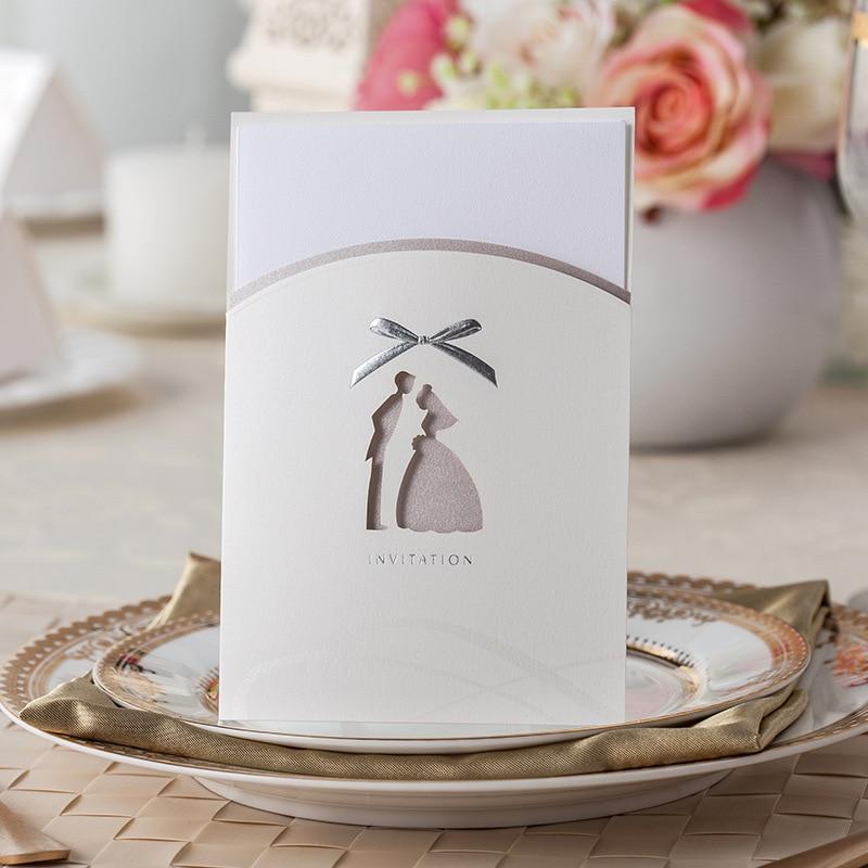 Foiled Wedding Invitations Luxury Stationery London