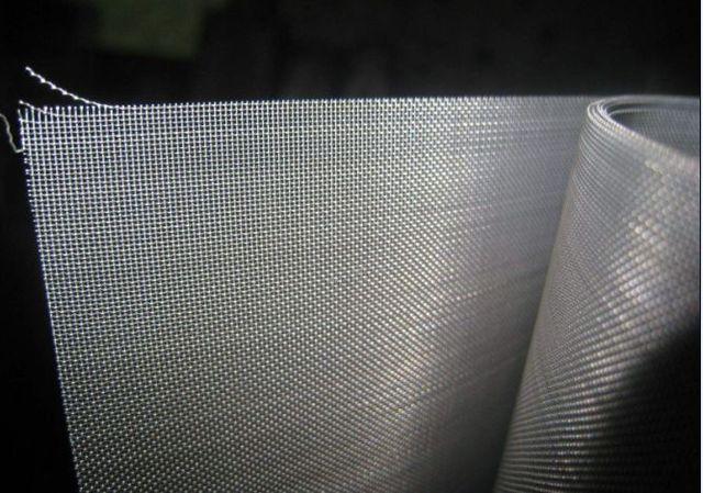 Edelstahl Ineinander Greifen netz durchmesser mm 0,11 0,12 0,13 ...