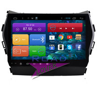 Roadlover Android 6.0 Car GPS Navigation Multimedia Radio For Hyundai IX45 2013 Stereo Player Auto Magnitol Video 2 Din NO DVD