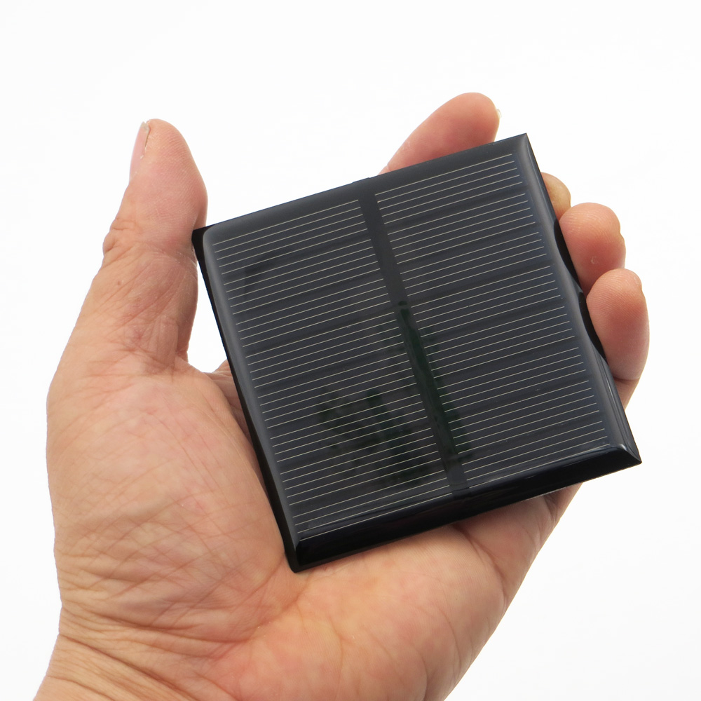 4V 160mA Solar cells Epoxy Polycrystalline Silicon DIY Battery Power Charger Module small solar Panels toy