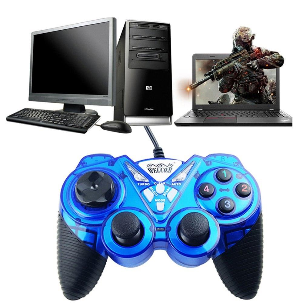 Manette de jeu filaire pour manette PS4 pour Sony Playstation 4 pour manette de Vibration DualShock manettes pour Station de jeu 4