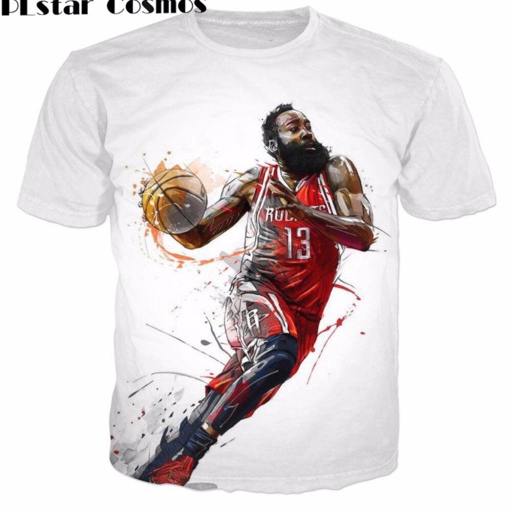 Design t shirt en ligne - Plstar Cosmos Vente Chaude 2017 T Shirts Des Hommes De Mode Creative Design T Chemise