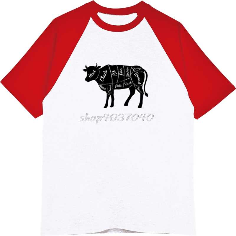 Detail Feedback Questions about Men Tees Beef Diagram Meat Graph