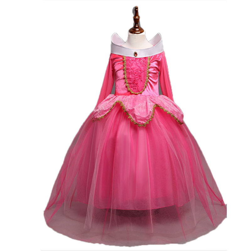 Подробнее о Girl Dresses Princess Children Clothing Costumes Dresses Cosplay Costume Kid's Formal Party Dress Baby Girls Clothes Girl Dress cosplay girl dress princess sofia dress children girls costume party dress kids tutu dresses 3 7 years old baby costumes