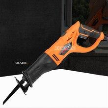 SR-5401 Multifunctional Woodworking Cutting Machine Household Woodworking Saws Electric Saw Metal Cutting Machine 750W 220V 50HZ