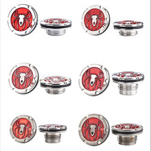 Putter Weights Fastback Spider-Golf Black for 6hole Red 2pcs