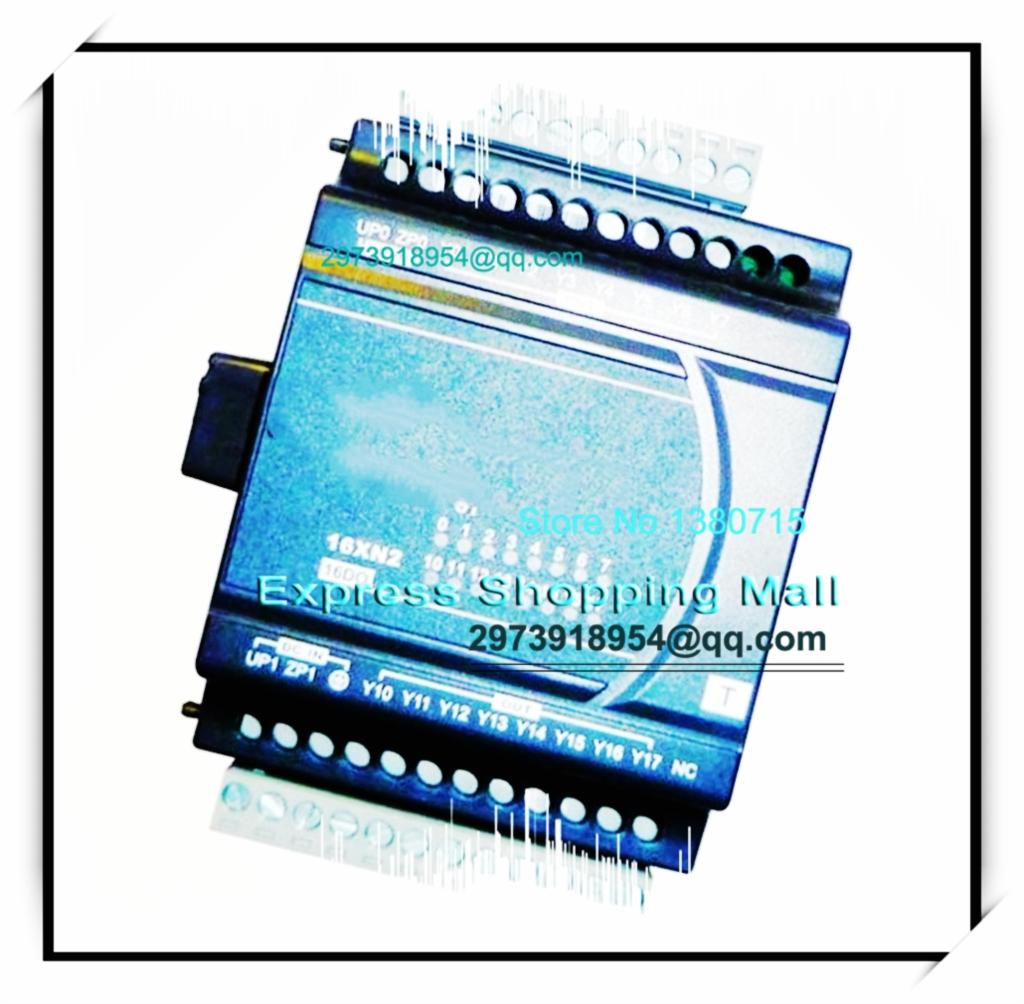 New Original DVP16XN211R Delta PLC Digital module ES2 series 24VDC 16DO Relay output lurch