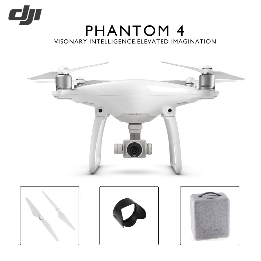 New DJI Phantom 4 FPV RC Drone With Wifi Camera New features:Visual Tracking follow me,TapFly,Sport mode,Obstacle Sensing System