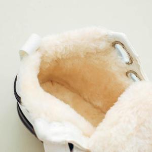 Image 4 - SKHEK 2020เด็กใหม่เด็กหญิงรองเท้าหนังมาร์ตินบู๊ทส์แฟชั่นCasualเด็กรองเท้าเด็กรองเท้ารองเท้า