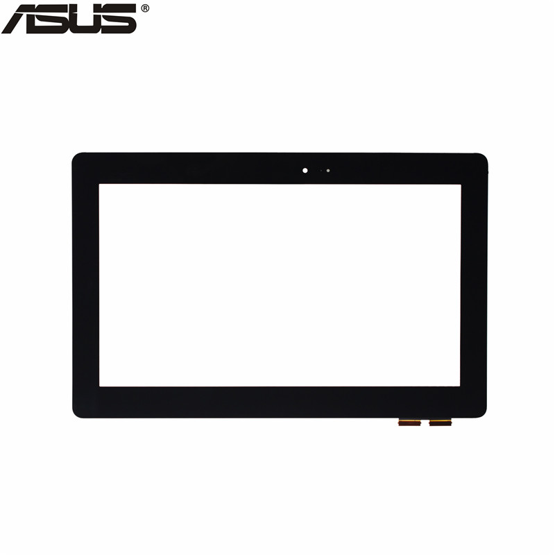 Asus Original Black Touch Screen digitizer Glass Lens Replacement parts for Asus Transformer Book T100 T100TA Tablet touch panel original new genuine 11 6 inch tablet touch screen glass lens digitizer panel for hp x360 310 g1 replacement repairing parts