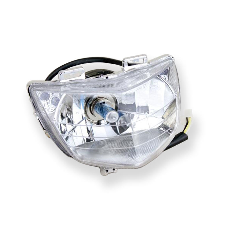 lowest price Motorcycle accessories for Suzuki address V125g motorcycle scooter modified LED headlight assembly motorcycle headlamp