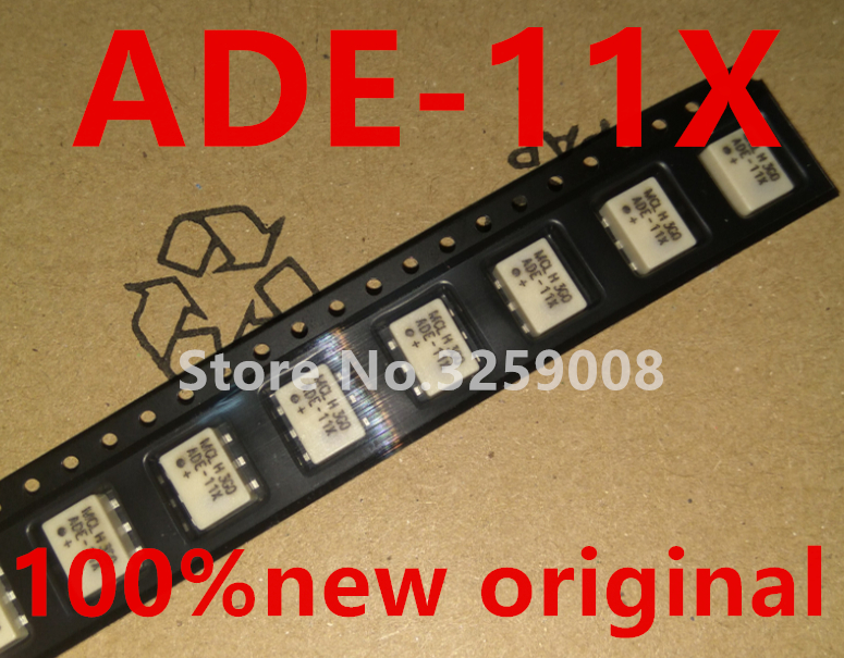 ADE-11X 100% new imported original 5PCS/10PCS free shipping 100% new original 10pcs free shipping ade 1 ade 1 e 1 100% in stock