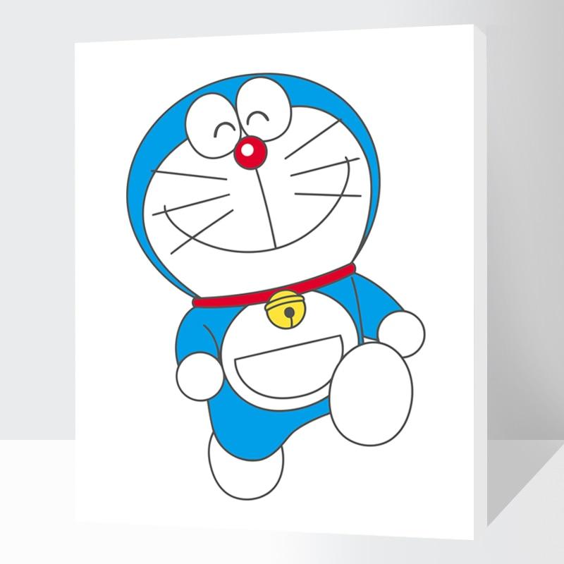 Lukisan Doraemon 3d Semua Yang Kamu Mau