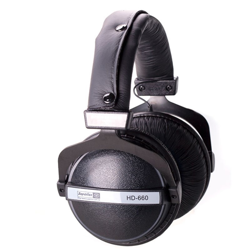 Studio monitor Headphone Superlux HD660 auriculares dynamic monitoring Hifi Headphones recording Headset stereo DJ Earphone