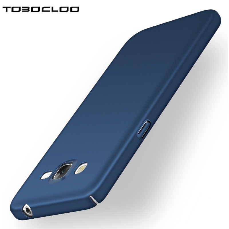 For Samsung Galaxy S3 S4 S5 S6 S7 EDGE S8 PLUS J3 J5 J7 Prime A3 A5 A7 2017 2016 Hard PC Full body protect Matte Case Cover