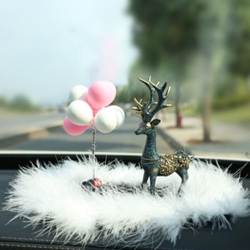 Car interior ornaments deer ornaments automotive ornaments in Ornaments from Automobiles Motorcycles