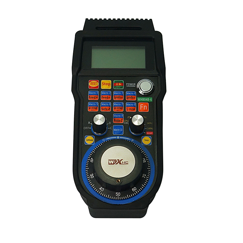 6 as Mach3 Motion control card USB Draadloze handwiel voor diy CNC Router Freesmachine - 4