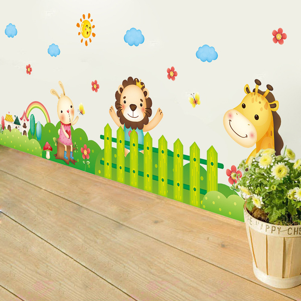 Fantastic Children Wall Decoration Composition - Wall Art ...