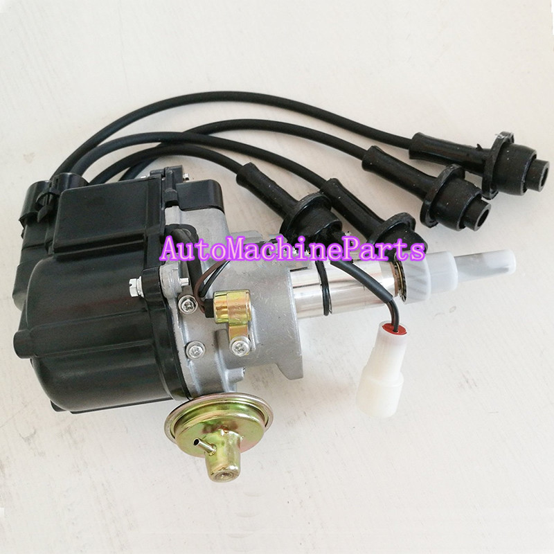 Holdwell Distributor Parts 19030-78151-71 for Toyota Forklift 4Y Engine new toyota forklift 5k engine ignition distributor assy 19030 78122 71 truck dizzys