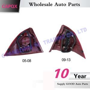 Image 2 - CAPQX Bremse Hinten Schwanz Licht Für Ford Focus 2005 2008 2009 2013 rücklicht rücklicht bremslicht stop licht