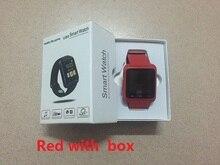 Smartwatch Bluetooth Smart Uhr U80 für iPhone IOS Android Smartphone Tragen Uhr Tragbares Gerät Smartwach PK U8 GT08 DZ09
