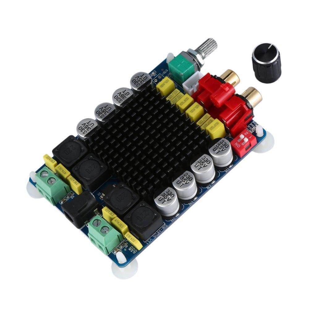 TDA7498 Плата усилителя мощности высокая мощность цифровой усилитель мощности 2x100 Вт двухканальный HF05 прочный