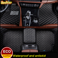 2004 2017 Custom fit Car floor mats for BMW 5 series E60 E61 F10 F11 520i 525i 528i 530i 535i 540i 545i 550i car floor mats rugs