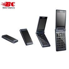 Original LENOVO MA388 Flip Cell Phone Dual SIM Dual Long Standby MTK6250 3.5 inch Screen Rugged Senior Children mobile miniphone